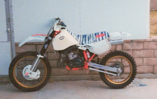 pic of 89 KTM 500
