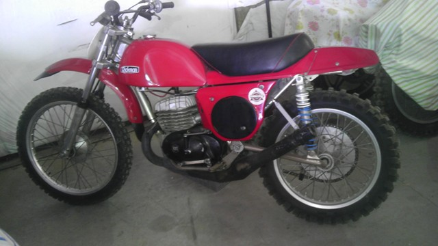 pic of 74 Rickman Montesa