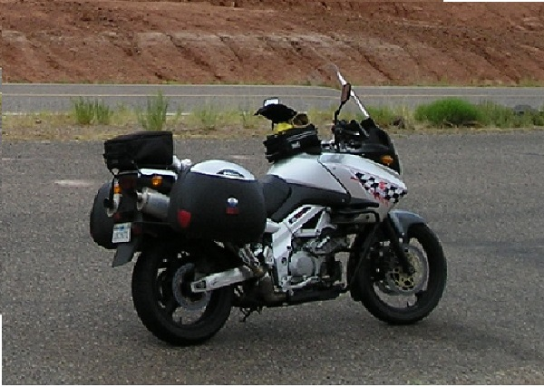 pic of 03 Vstrom 1000